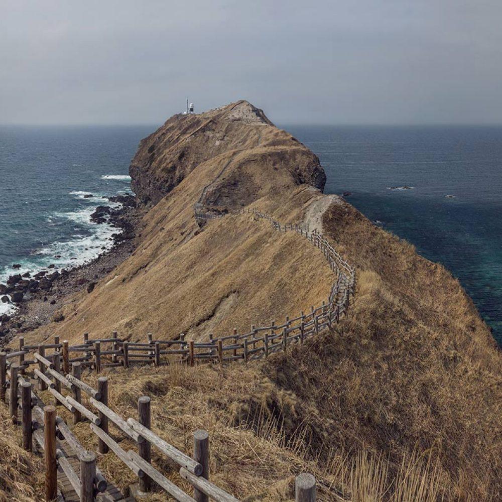 Cape Kamui 神威岬